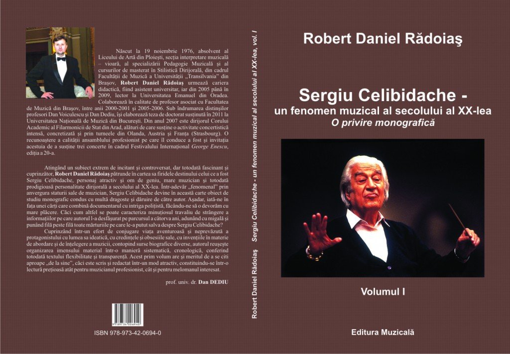 Robert Radoias - Celibidache vol 1