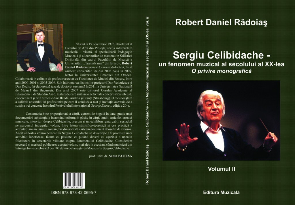 Robert Radoias - Celibidache vol 2