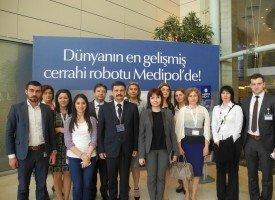 Aradul colaborează cu Spitalul Medipol Mega din Turcia, pentru perfecționarea medicilor