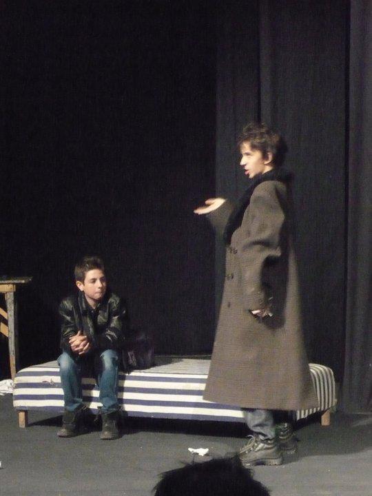 2011 - Teatrul German de Stat Timisoara (eu in   dreapta)