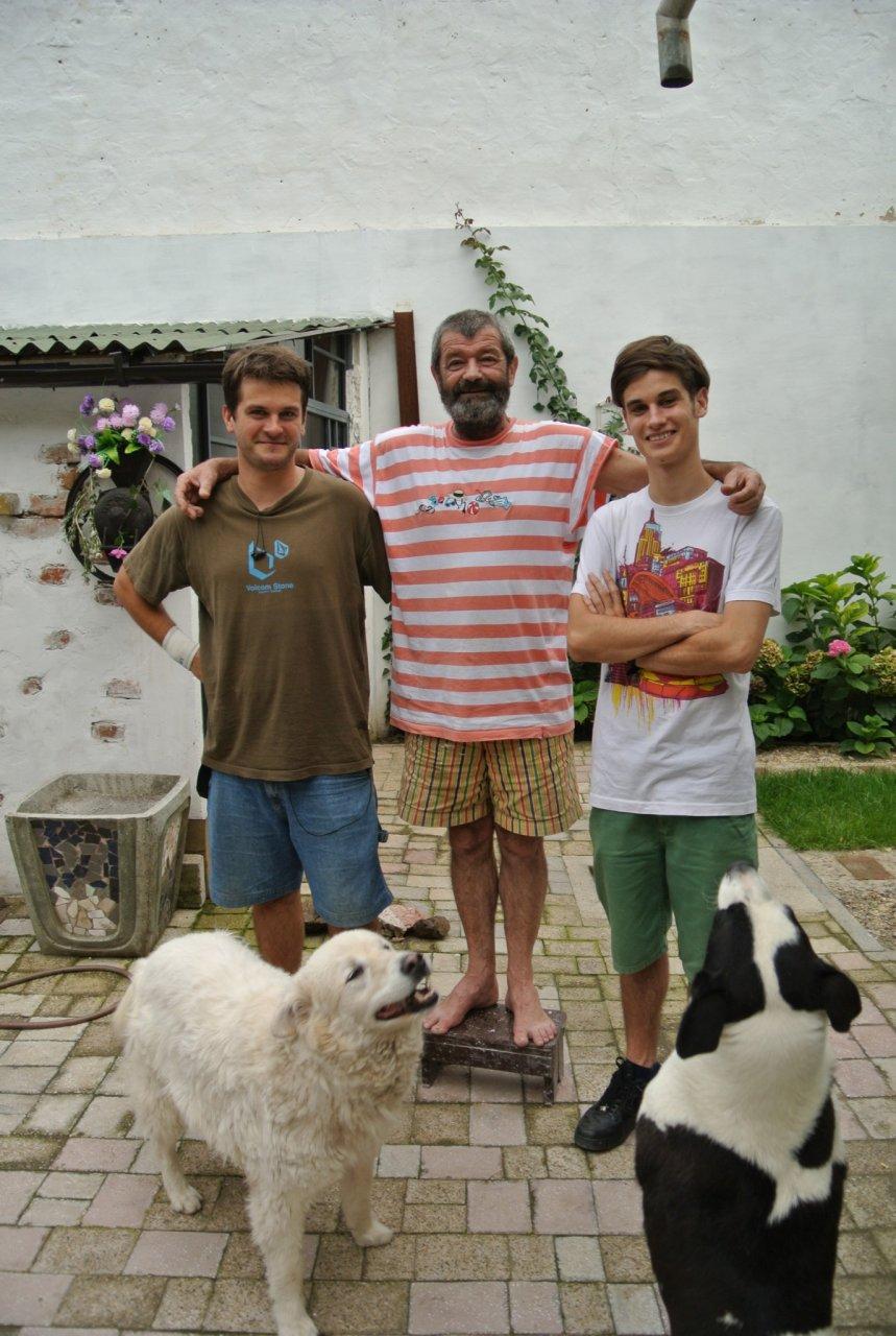 Camil, Mihai, Matei