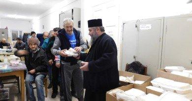 Hrană caldă pentru Adăpostul de Noapte din Arad