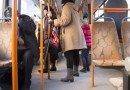 Un autobuz cu zeci de călători a aterizat în şanţ la Sânicolaul Mic