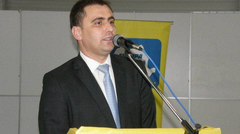 Ioan Cristina şi-a dat demisia din funcţia de copreşedinte al PNL Arad