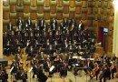 Partitură rară interpretată de artiştii Filarmonicii