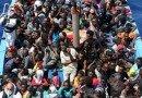 Imigranți salvați din Marea Egee