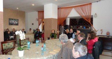 """Cenaclul """"ADN literar"""" a fost la Păuliș pentru a onora Marea Unire"""