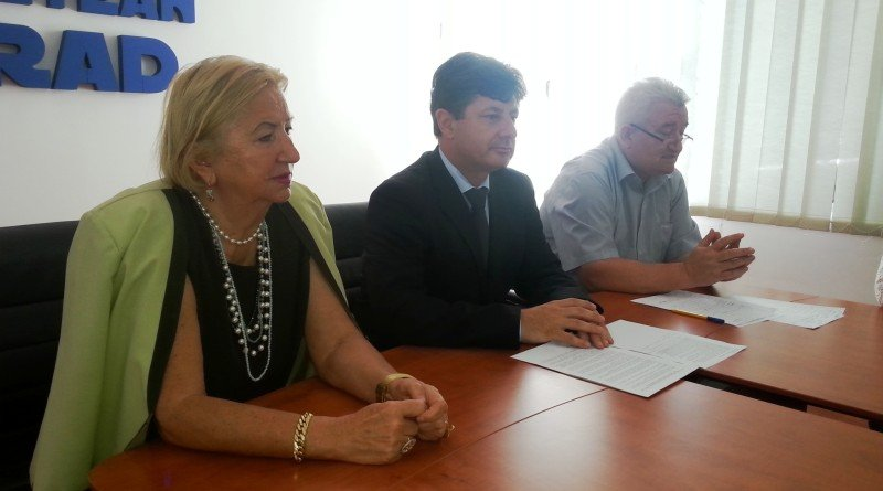 O delegaţie a CJA a vizitat China prin intermediul Casei Româno-Chineze