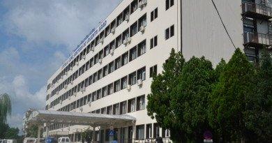 Spitalul Județean este în plină reabilitare și modernizare, în perspectiva acreditării