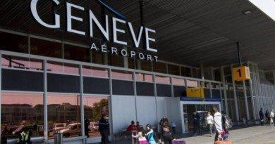 Alertă de securitate pe aeroportul din Geneva, în urma unui apel telephonic