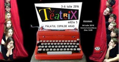Concurs național de teatru și eseuri la Macea