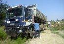 Amendă de 1.000 de lei pentru depozitarea de deșeuri la marginea pădurii Ceala