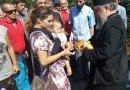 Activităţi social-filantropice în cadrul proiectului Euharistie  şi Filantropie