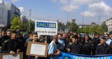După protestele deţinuţilor, e rândul angajaţilor din penitenciare să protesteze