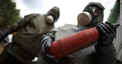 Militanţii Stat Islamic sunt hotărâţi să folosească arme chimice