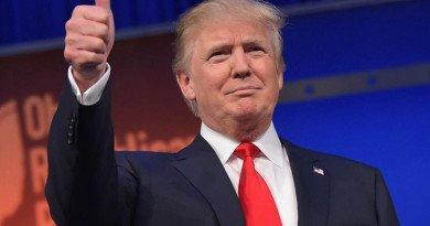 Donald Trump este noul preşedinte al Statelor Unite ale Americii