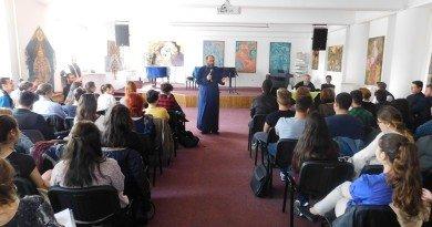 Fiecare tânăr are locul său în interiorul istoriei Bisericii