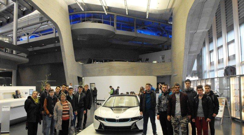 Poza 7 - vizita la BMW Leipzig