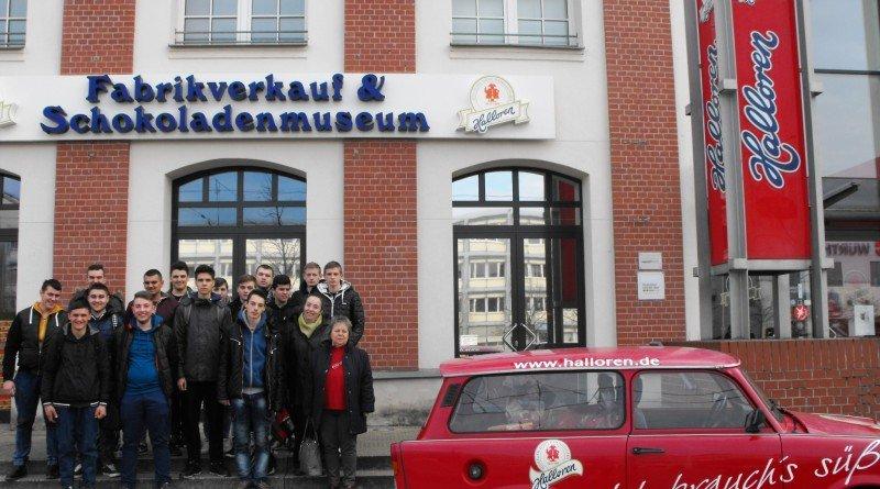 Poza 8 - vizita Halle Saale