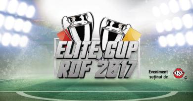 Start turneului de fotbal pentru juniori Elite Cup RDF