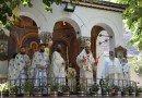 Bucurie și comuniune la Mănăstirea Hodoș-Bodrog