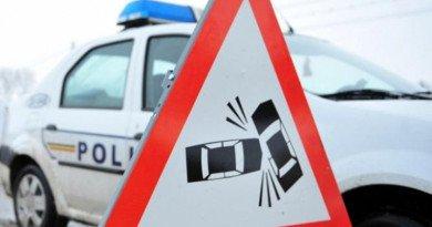 Accident grav la Şagu