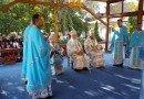 Naşterea Maicii Domnului sărbătorită la Mănăstirea Arad-Gai