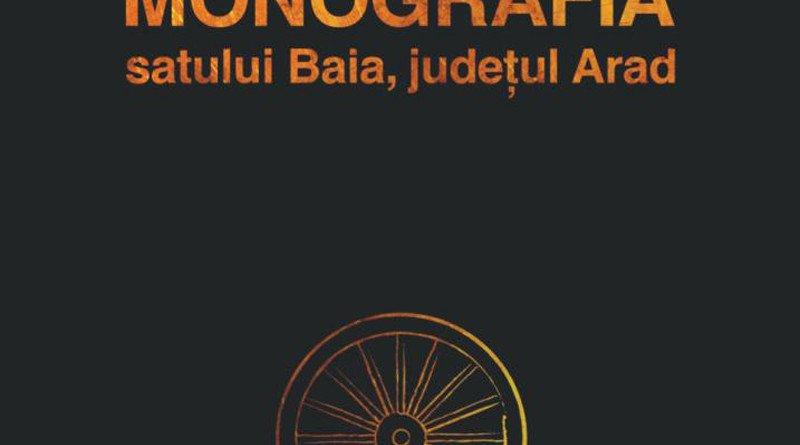Coperta Monografie Baia