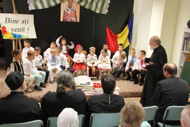 deschidere scoala Sf Nicolae 1