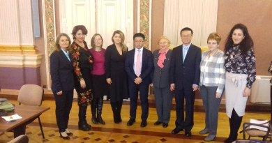 Simpozionul organizat, zilele acestea, de CRC, prilej de întâlnire între prietenii Chinei și reprezentanții poporului chinez