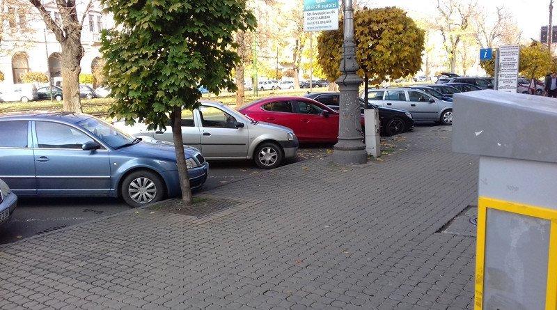 Municipalitatea vrea să revizuiască regulamentul de organizare și funcționare a parcărilor cu plată