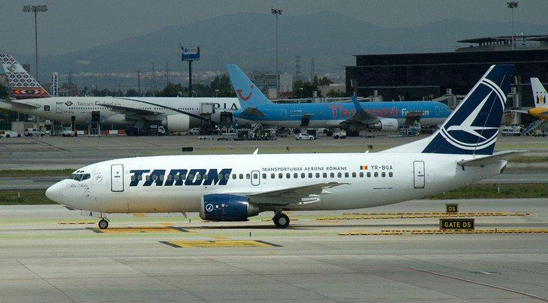 aeroport tarom