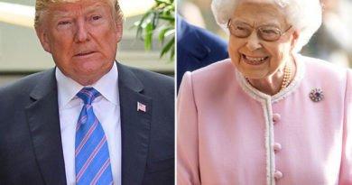 Donald Trump se va întâlni cu regina Elizabeth a II-a în timpul vizitei în Marea Britanie